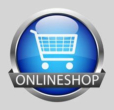 Onlineshop Logo News