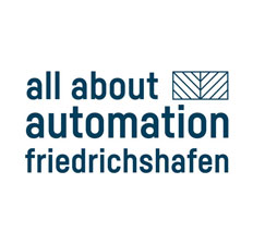 Logo der All About Automation Friedrichshafen