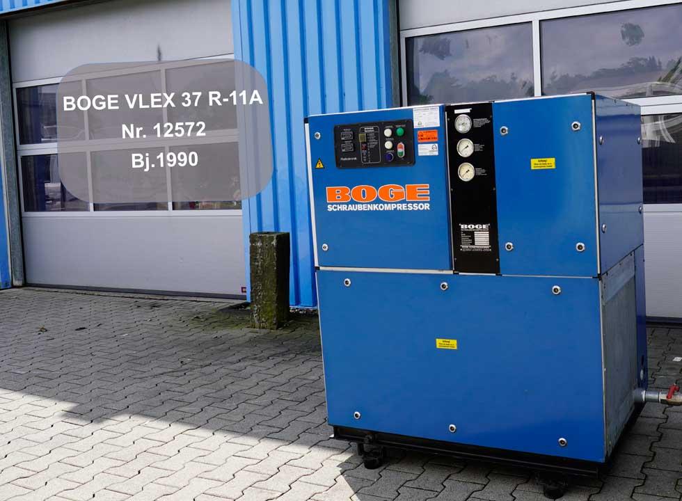 BOGE Schraubenkompressor Vlex 37 R-11A