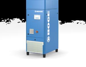 BOGE-Schraubenkompressor C 16 F luftgekühlt