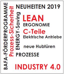 Infotage/Neuheiten 2019