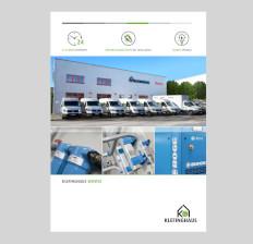Klefinghaus Servicebroschüre 2019