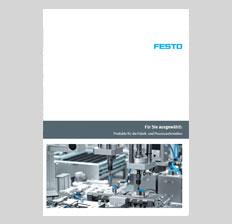 Festo Produktkatalog News