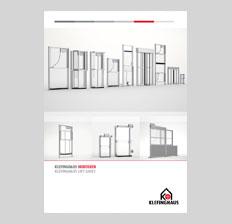Klefinghaus Hubtüren Broschüre News