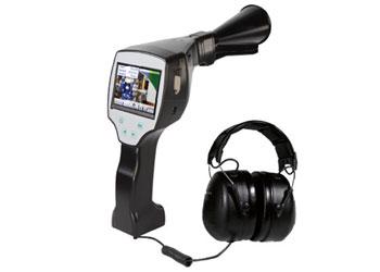 PK 510 mit Kopfhörer