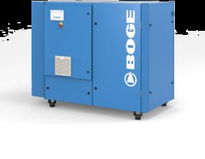 BOGE-Schraubenkompressor SLF 40-3 luftgekühlt