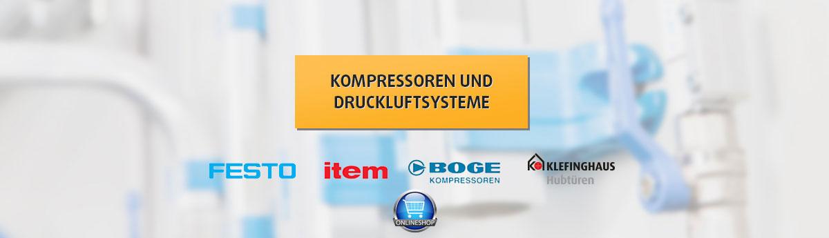Druckluft Titelbild mit Link zum Onlineshop