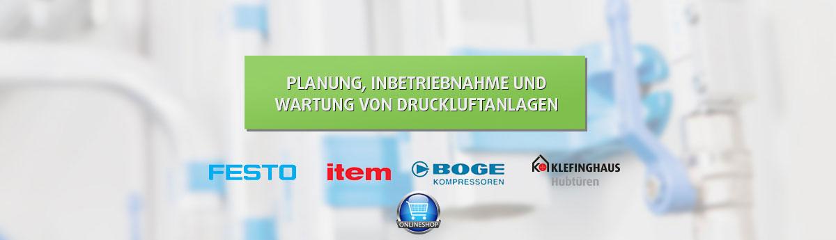Kompressorenservice Titelbild mit Link zum Onlineshop